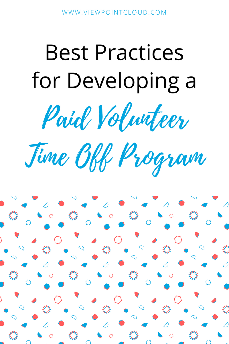 Guide- Benefits of a Paid Volunteer Time of Program - Title page.png